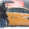 The Last Cab - Winter in New York