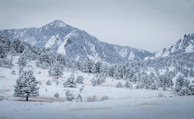 Flat Irons | Boulder, CO