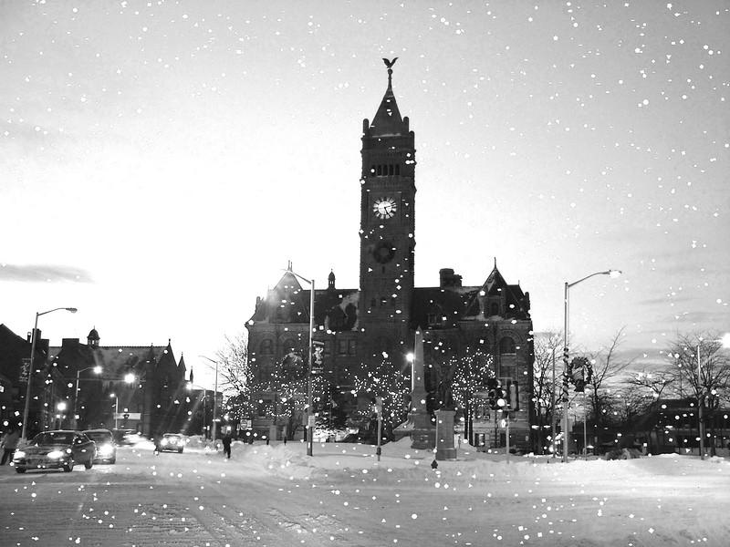 City Hall ~ Lowell, MA