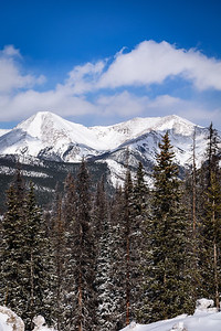 Mount Aetna and Taylor Mountain