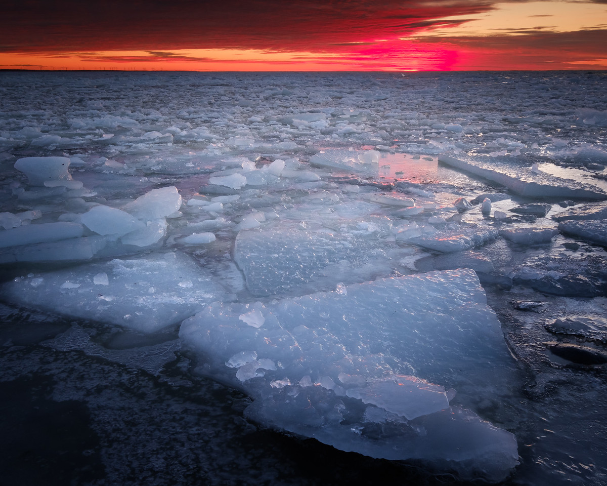 ICE SOUP SUNSET