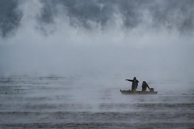 Two Guys Sea Smoke