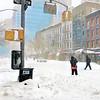 Snow Day - Winter in New York