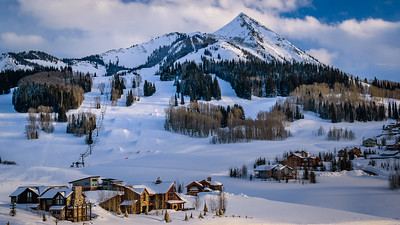 Mount Crested Butte Ski Area
