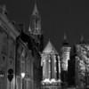 winteravond in de binnenstad
