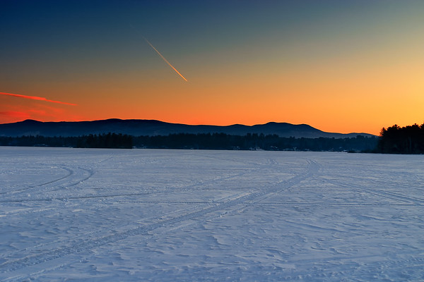 Winnipesaukee Winter