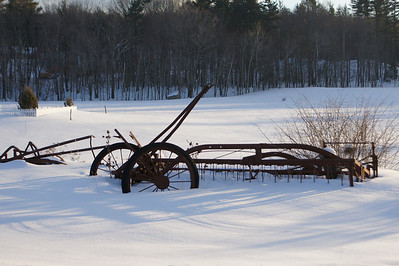 Relics of farming's past