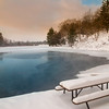 Winter in Canada Parks