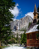 Yosemite Falls - Chapel View