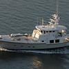 "Nordhavn 62 ""Lone Wolf""...leaving Cap Santa Marina"