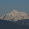 Last day of 2010....Mt Baker from Anacortes with 400mm Nikon VR lens