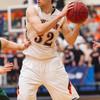Wheaton College Men's Basketball vs St Norbert (First Round NCAA Playoffs), 59-58
