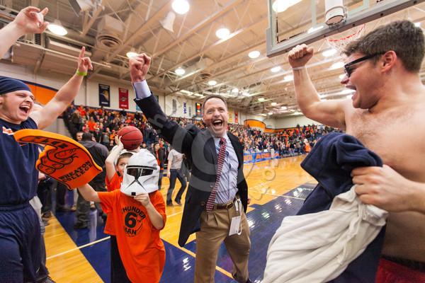 Wheaton College Men's Basketball vs St Norbert (First Round NCAA Playoffs)
