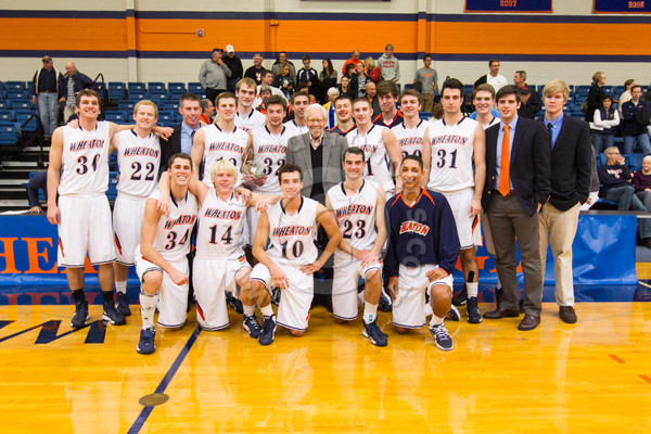 Wheaton College Men's Basketball vs Alma (76-49)/ Lee Pfund Classic Final, November 17, 2012