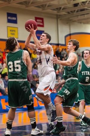 Wheaton College Men's Basketball vs IL Wesleyan