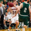 Wheaton College Men's Basketball vs IL Wesleyan (80-83)