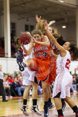 Wheaton College Women's Basketball at North Central College