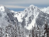 Tatoosh Range.<br /> <br /> Lancuch Tatoosh.