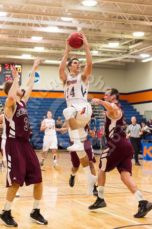 Wheaton College Men's Basketball vs University of Chicago