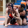 Wheaton College Wrestling Duals vs Manchester University/ University of Dubuque (2-0)