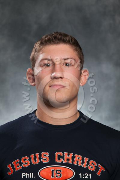 Wheaton College 2013-14 Wrestling Team