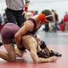 Wheaton College Wrestling at North Central Invitational