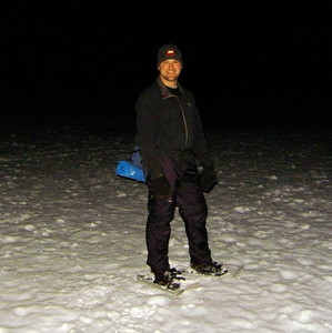Nymph Lake Snowshoe, February 2011