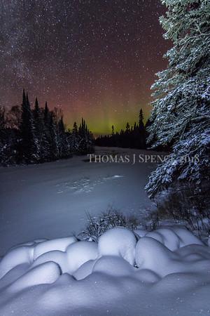 Winter Aurora - Temperance
