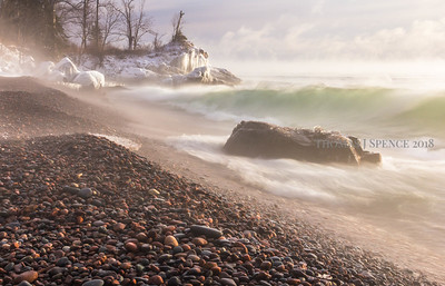 Cold Breezes and Sea Smoke