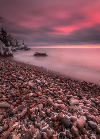 Beachside Sunrise - Schroeder, MN
