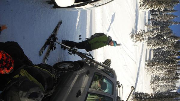 Jackson Hole Winterim Trip 2012