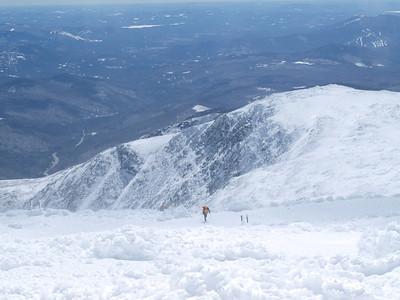 Mt. Washington: Oakes Gulf - 3/30/13