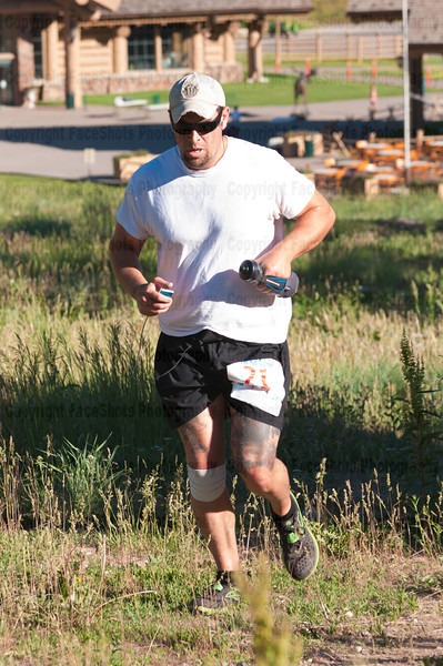 Kid Custer 25k June 23rd 2012