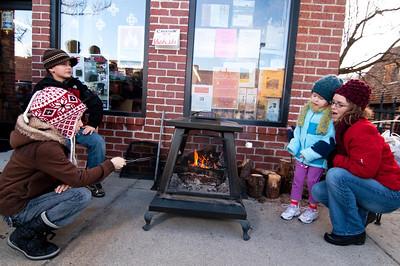 Winterfest Warming Fire (Sy Stepanov)