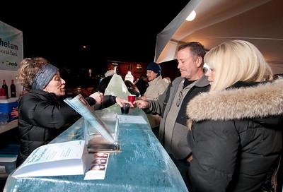 Winterfest Tasting Bar (Sy Stepanov)