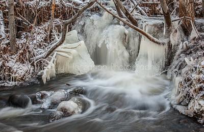Thomas Creek Falls