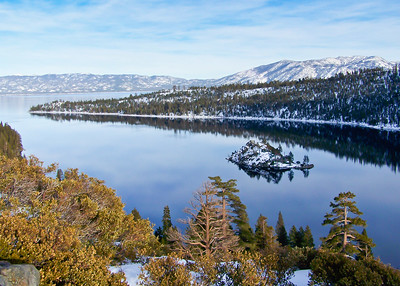 Emerald Bay White Christmas