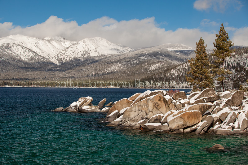 Lake Tahoe~Sand Harbor