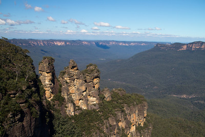 The Three Sisters