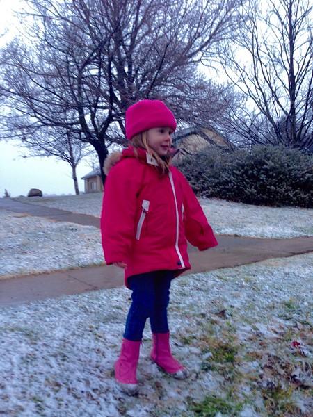 Oberon Winter 2015
