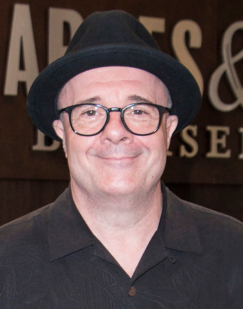 "Nathan Lane Signs Copies Of His New Book ""Naughty Mabel"""