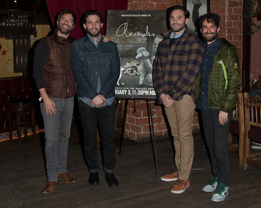 "Screening Party for HBO's ""Animals"" 1-28-16"