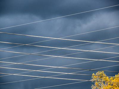 Wires, Santa Clara County, California, 2007