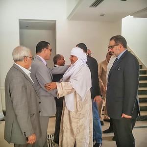 Wirfalli-Tuareg Tribal Meeting at LIAS office in Tunis