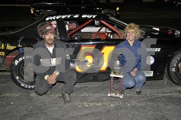 July 2, 2005 8th Race