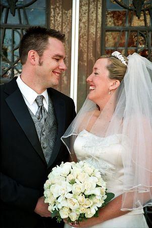 Aug. '04: Chris & Katie's Wedding in La Crosse, Wisconsin