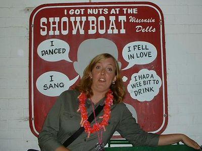 Aug. '04: Katie's Bachelorette Party