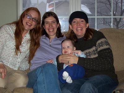 <b>Dec. '05: Friends in Wisco</b>