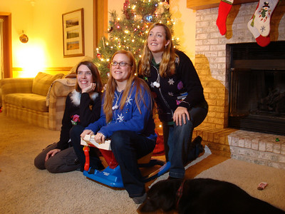 <b>Dec. '08: Friends in Wisco / Danno's B-Day</b>