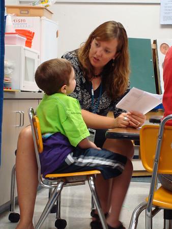July '10: Mrs. Poff's Class